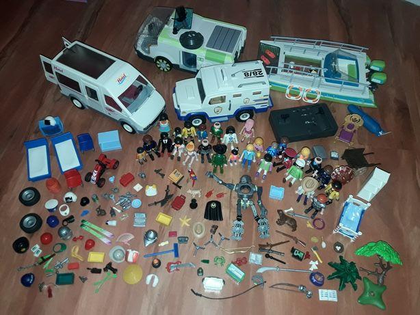 Playmobil wielki mega zestaw