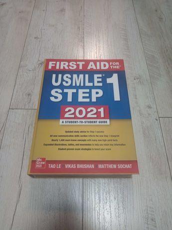 First Aid 2021 for the USMLE Step 1 /2021/ IFOM/ Первая помощь