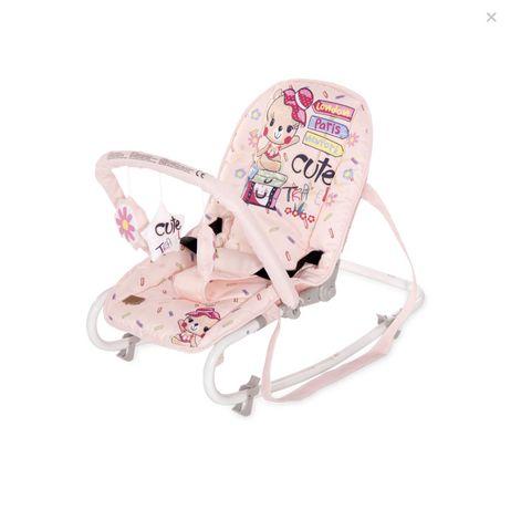 Кресло - кочалка детская