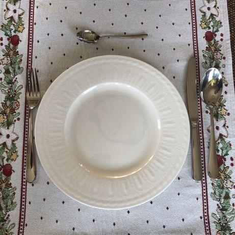 VILLEROY&BOCH NOWA zastawa cellini talerz płaski obiadowy nowy duży