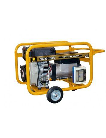 Gerador Diesel Trifásico WGTYD 220 DC
