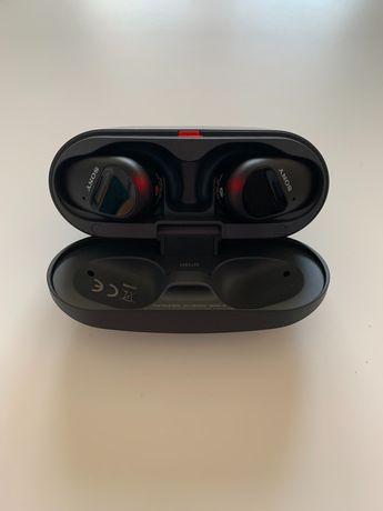 Nowe słuchawki dokanałowe Sony noise cancelling WF-SP800N