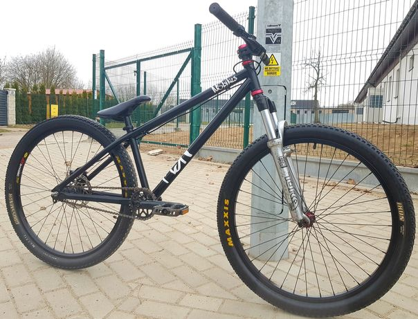 "NS METROPOLIS 26"" rower dirt street dartmoor"