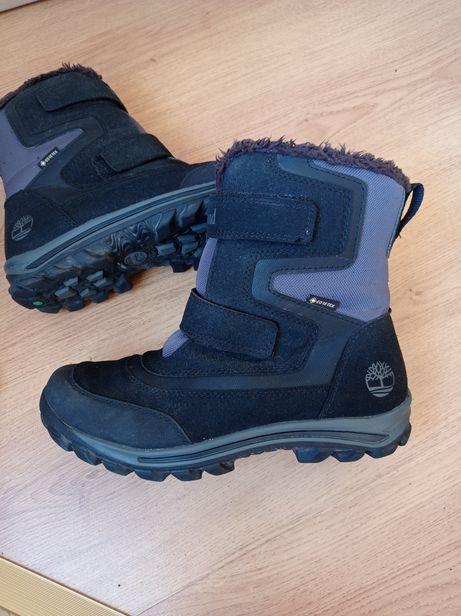 Ботинки Timberland Gore-Tex зимние черевики Columbia Salomon