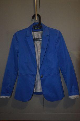 Marynarka Pretty Girl XS niebieska, kobalt