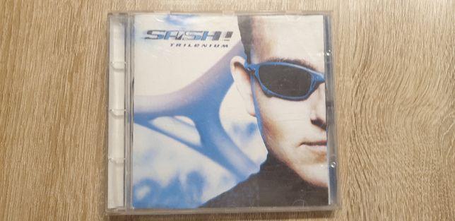 SASH_Trilenium_Płyta CD