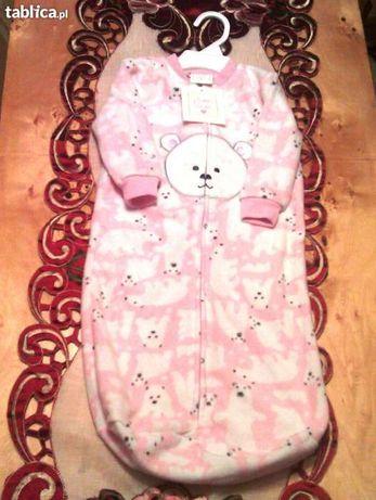 Śpiworek niemowlęcy jillian's closet z usa.