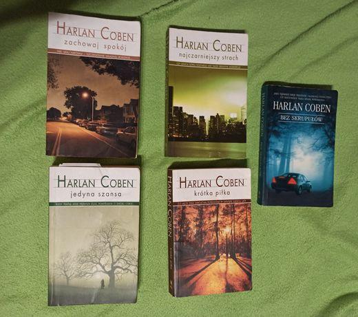 Powieści kryminalne Harlan Coben