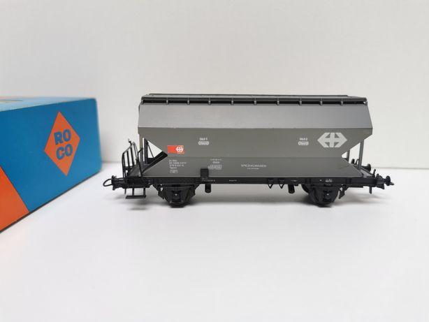 Roco wagon silos SBB-CFF h0