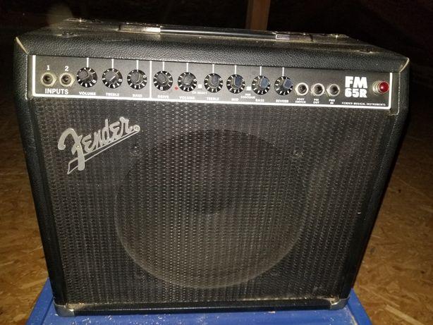 Fender Frontman FM 65 R Combo Wzmacniacz gitarowy