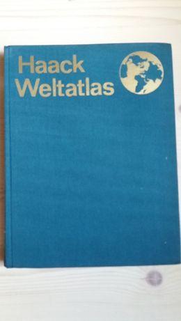 Atlas geograficzny świata - Haack Weltatlas