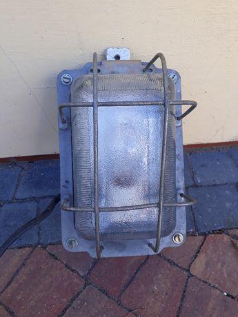 Lampa przemysłowa POLAM
