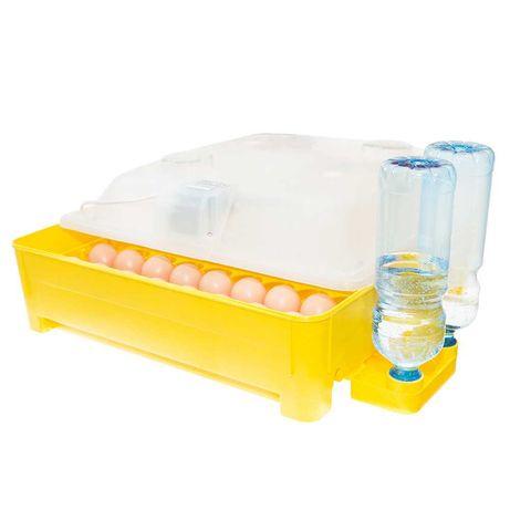 Inkubator wylęgarka iKar z tacą półautomatyczną + pojemnik na wodę