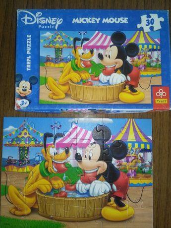 Puzzle Myszka Miki