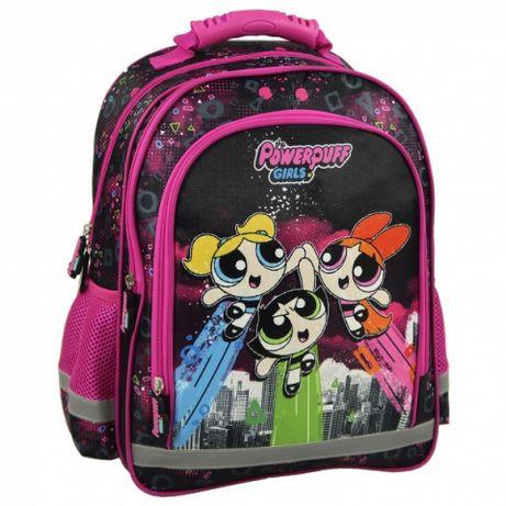 Plecak tornister Atomówki powerpuff szkolny do klasy 1-3 pojemny nowy