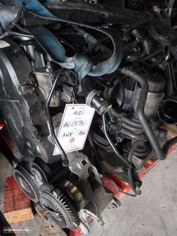 Motor Audi A4 A6 VW Passat 1.9TDI 130cv AWX