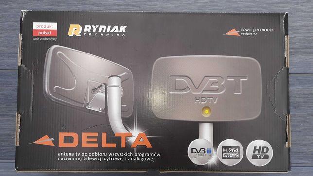 Antena panelowa DVB-T Delta DZ zewnętrzna (pokojowa) NOWA