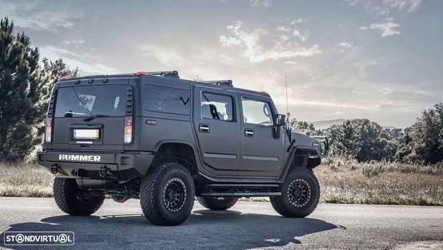 Hummer H2 6.0 Luxury