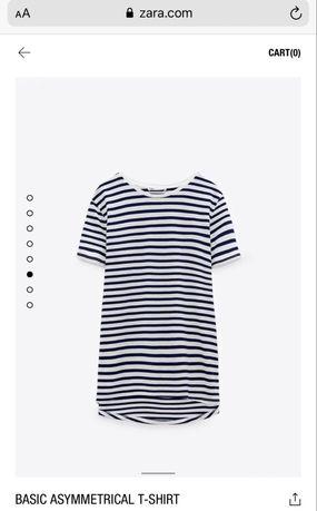 Нова базова футболка Zara