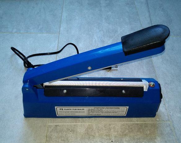 PFS-200 Запайщик свариватель пакетов ручной пластиковый корпус
