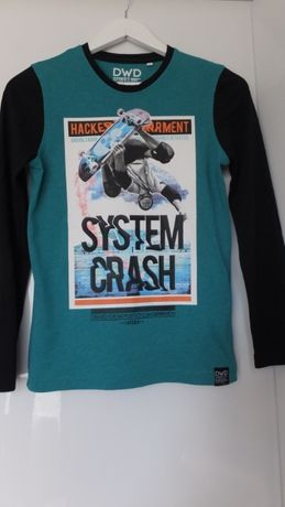 T-Shirts футболка лонгслив here there C&A Германия DWD Skate