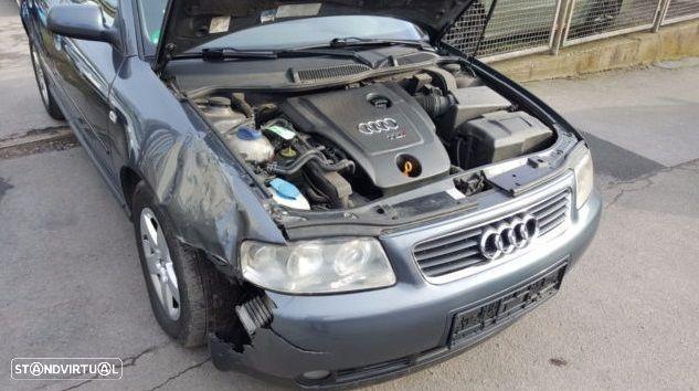 Motor Audi A3 8L 1.9Tdi 130cv ASZ Caixa de Velocidades Automatica - Motor de Arranque  - Alternador - compressor Arcondicionado - Bomba Direção