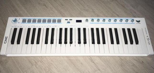 CME U-Key - MIDI клавиатура, синтезатор