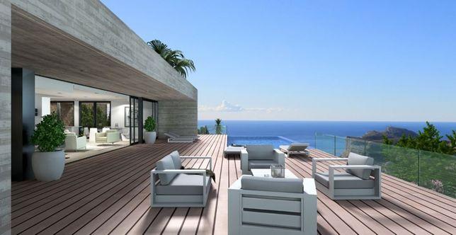 Mielno prywatne molo basen jacuzzi luksus apartament taras 42m2
