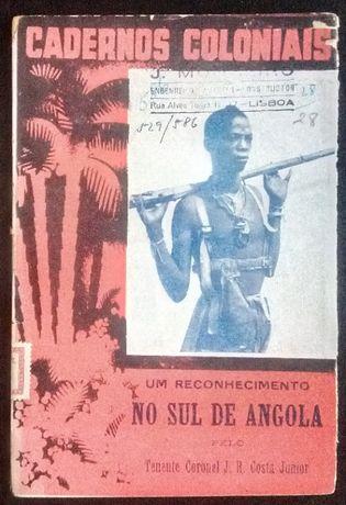 um reconhecimento no sul de angola / j.r.costa junior