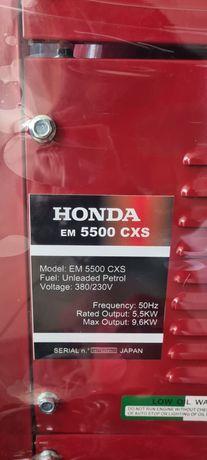 Agreagat  prądotwórczy HONDA