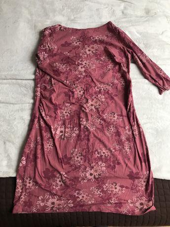 Sukienka tunika dla kobiet w ciąży