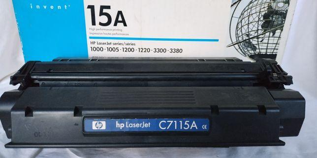 Картридж для принтера HP