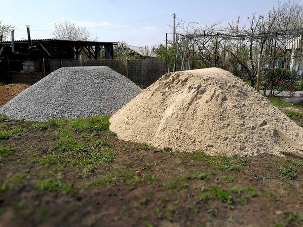 Не дорого щебень,отсев,камень-бут,песок,шлак.Доставка 10-15 тонн.