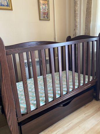 Детская кровать Верес СоняЛД15