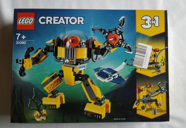 LEGO Creator 31090 Робот для подводных исследований