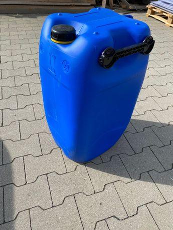 Kanister 60L beczka deszczówka paliwo olej napędowy zbiornik bańka