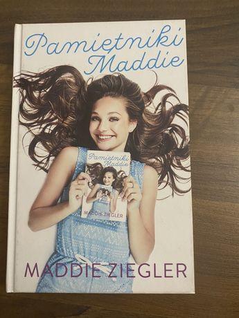 Książka Pamiętniki Maddie