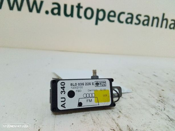 Amplificador De Rádio Audi A3 (8L1)