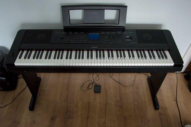 Pianino cyfrowe Yamaha DGX 660