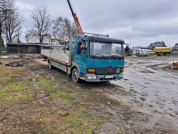 Mercedes atego 817 z hds