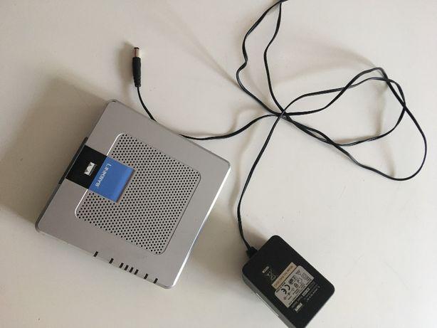 LINKSYS Wireless-G ADSL Home Gateway