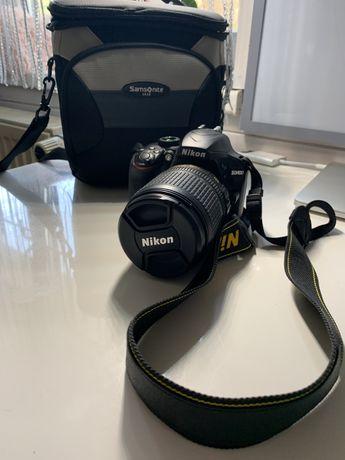 Nikon D3400 + AF-S Nikkor 18-105