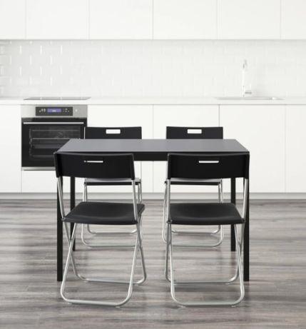 Стильные складные, прочные стулья, IKEA (ИКЕА, Икея, Ікея) Швеция