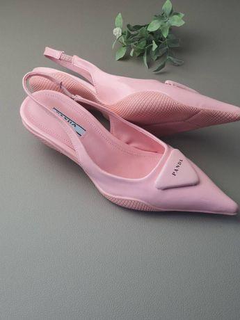 Новые туфли от PRADA - 37/38p. Босоножки на лето Львов