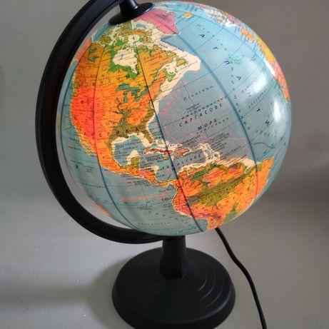 Глобус нічникГлобус с подсветкой БезкоштовнаДоставкаУП Глобус