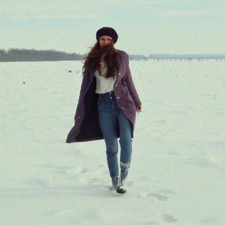 Тёплое пальто VOVK