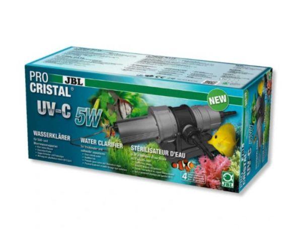 Lampa Akwarium UV JBL Procristal UV-C 5W Mało Uzywana