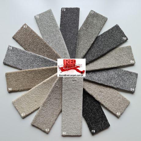 Wykładzina dywanowa Merlin Shaggy 12mm
