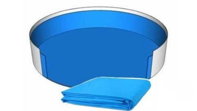 Liner/lona/toldos coberturas pra piscinas liner d 650gr/900gr gres etc