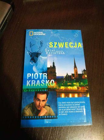 """Sprzedam książkę """"Szwecja. Świat według reportera"""" Kraśko"""